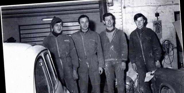 carrozzieri di seconda generazione