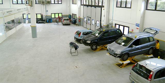 autorizzata Opel e Chevrolet